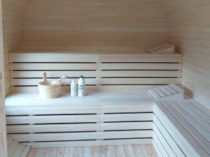 Akcesoria do saun ogrodowych 1