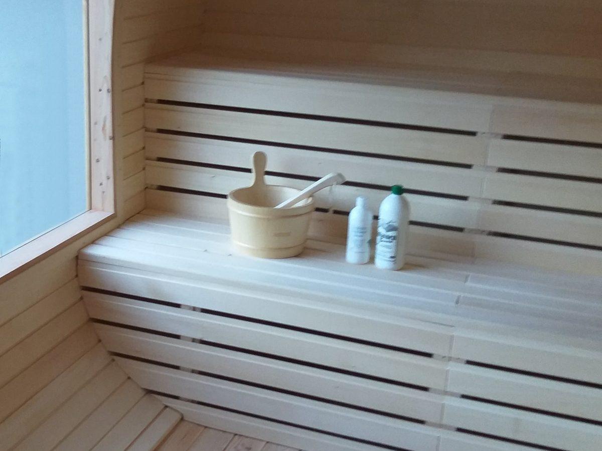 Akcesoria do saun ogrodowych