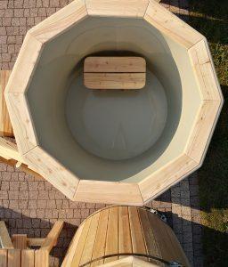 Beczka okrągła fi 100 cm 19