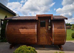 Sauna beczka 20