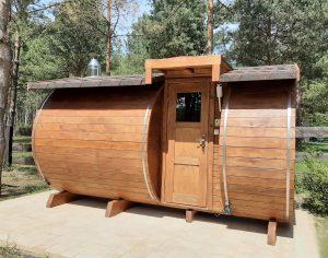 Sauna beczka 32