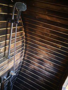 Sauna beczka 34
