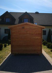 Sauna domek 1