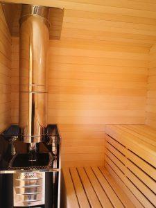 Sauna domek 10