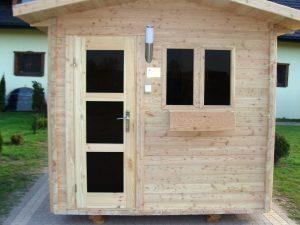 Sauna domek 3