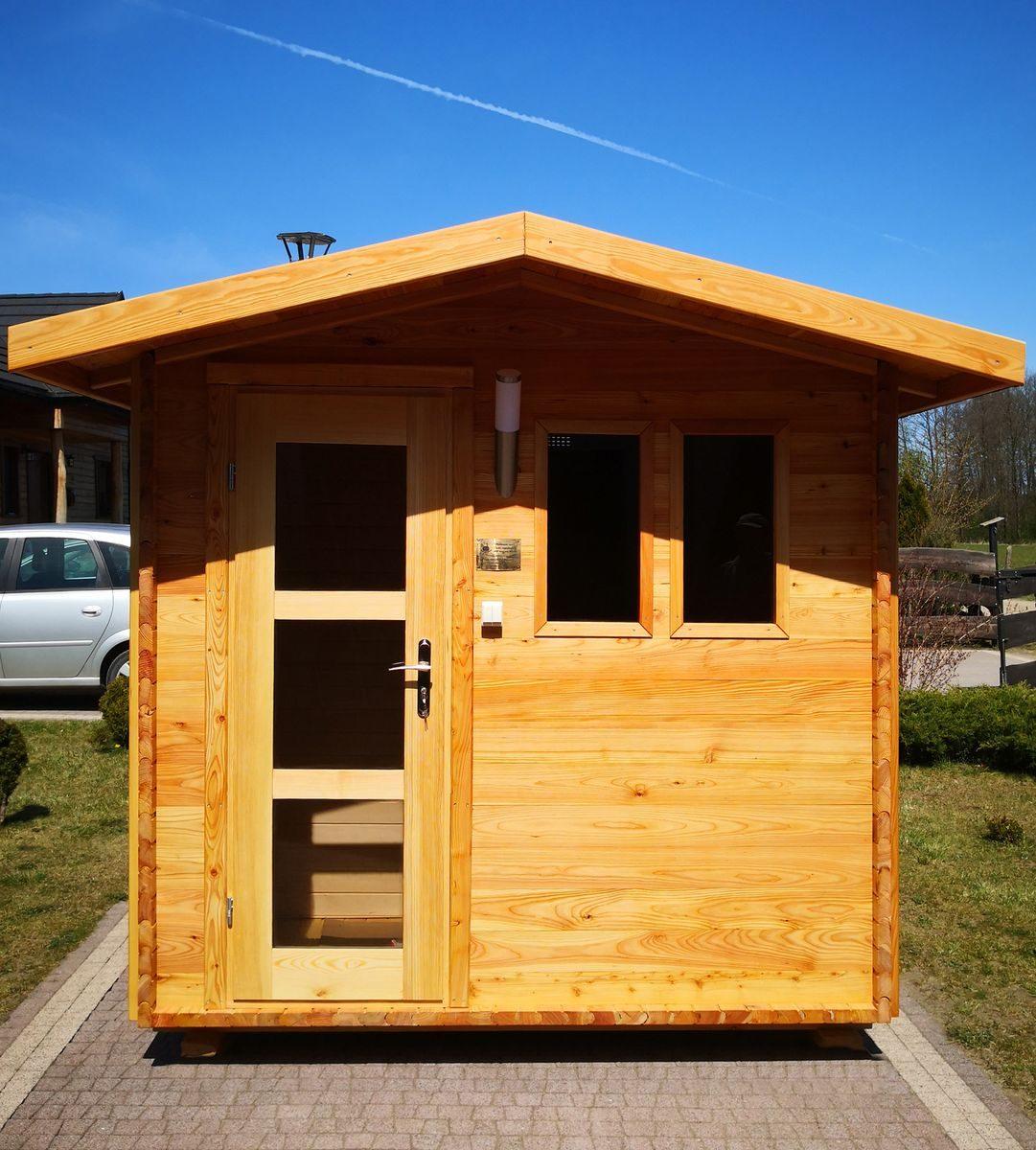 Sauna domek