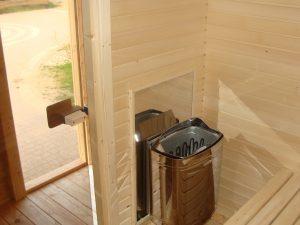 Sauna domek 4