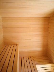 Sauna domek 7