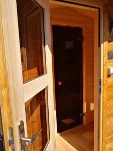 Sauna domek 8