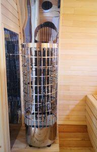 Sauna owal 14