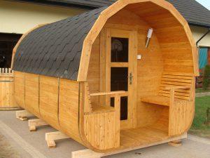 Sauna owal 3