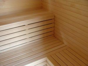 Sauna owal 7