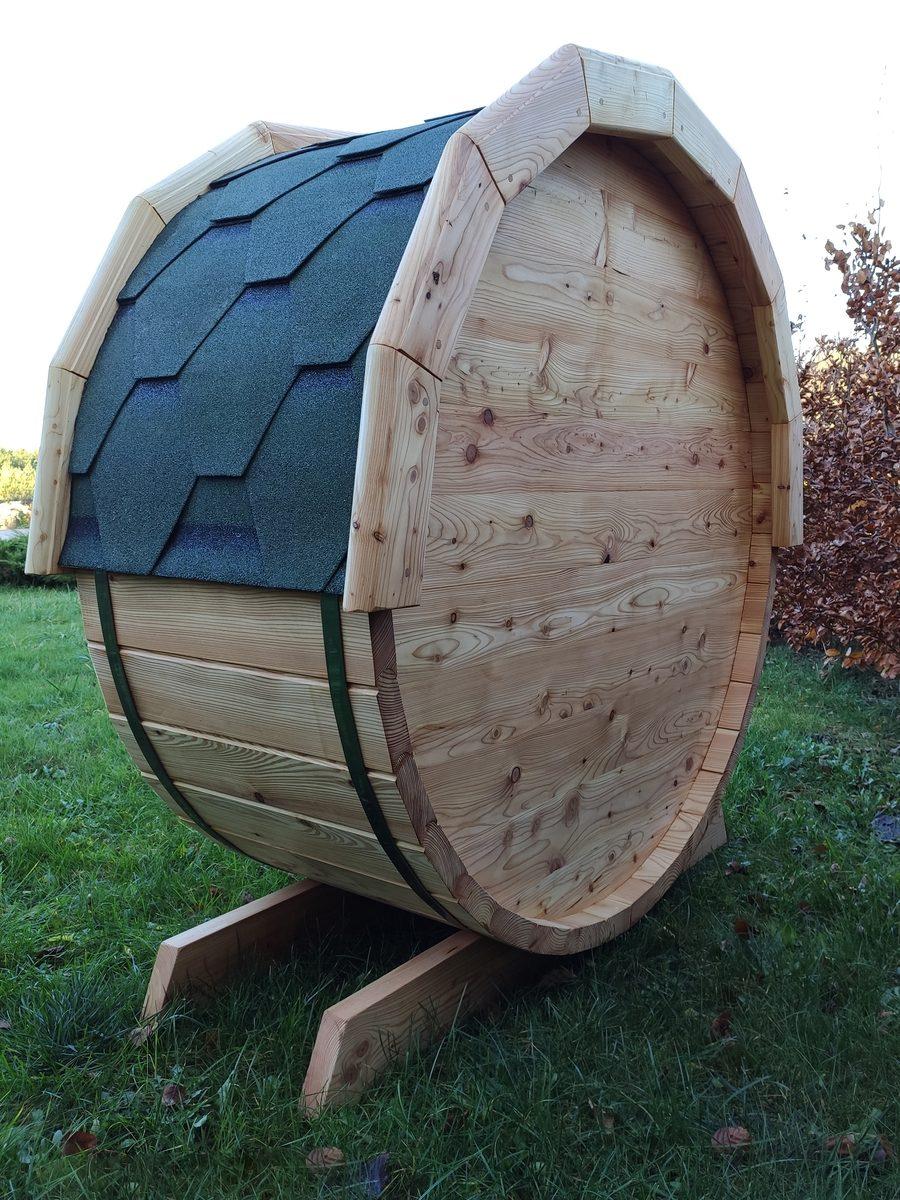 Składzik na drewno 2