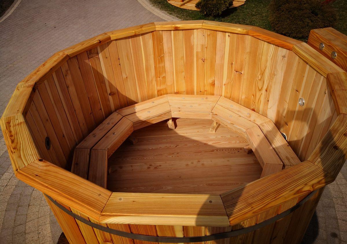 balie drewniane