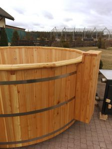 balie drewniane 2