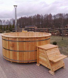 balie drewniane 24